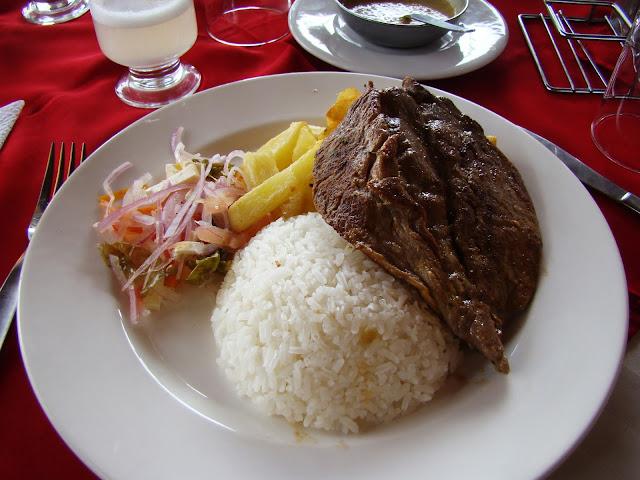 culinaria Peru