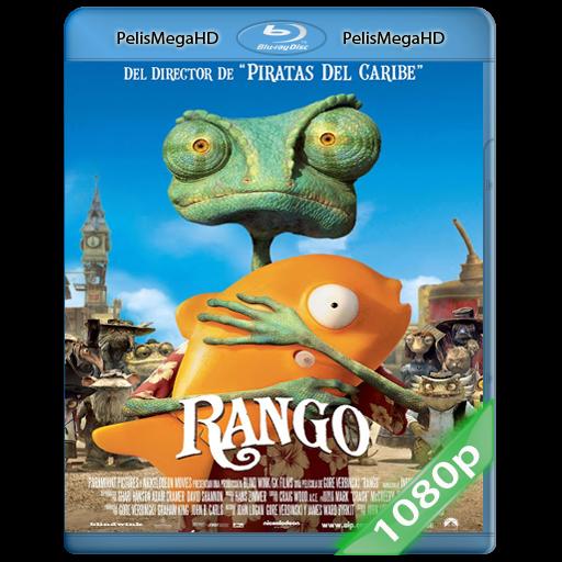 Rango (2011) 1080P HD MKV ESPAÑOL LATINO