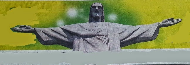 FIFA 2014 WC - Christ the redeemer