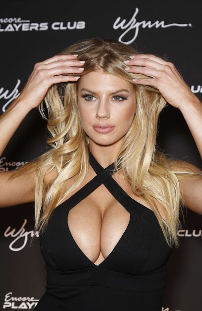 Charlotte McKinney – Encore Player's Club Grand Opening in Las Vegas