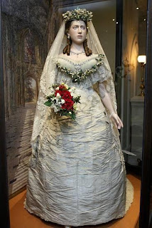 Queen Victoria Royal Wedding Dress