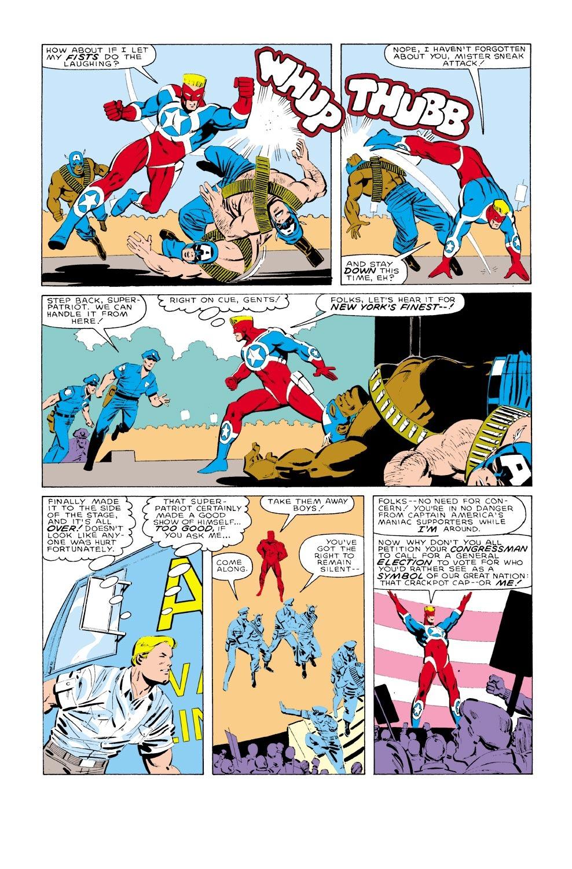Captain America (1968) Issue #323 #251 - English 16