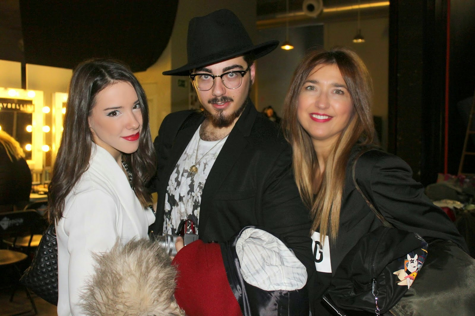 Backstage, MFSHOW MEN, Circo Price, Pasarela, Desfiles, Modelos, Blog de Moda, Street Style, Friends, Looks, Cool