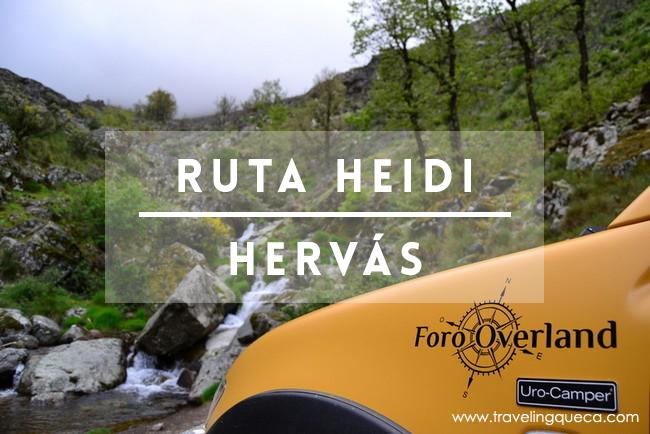 Ruta Heidi Hervas