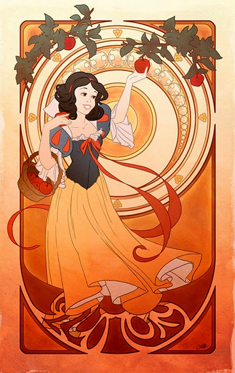 Disney Princesses in Seven Deadly Sins