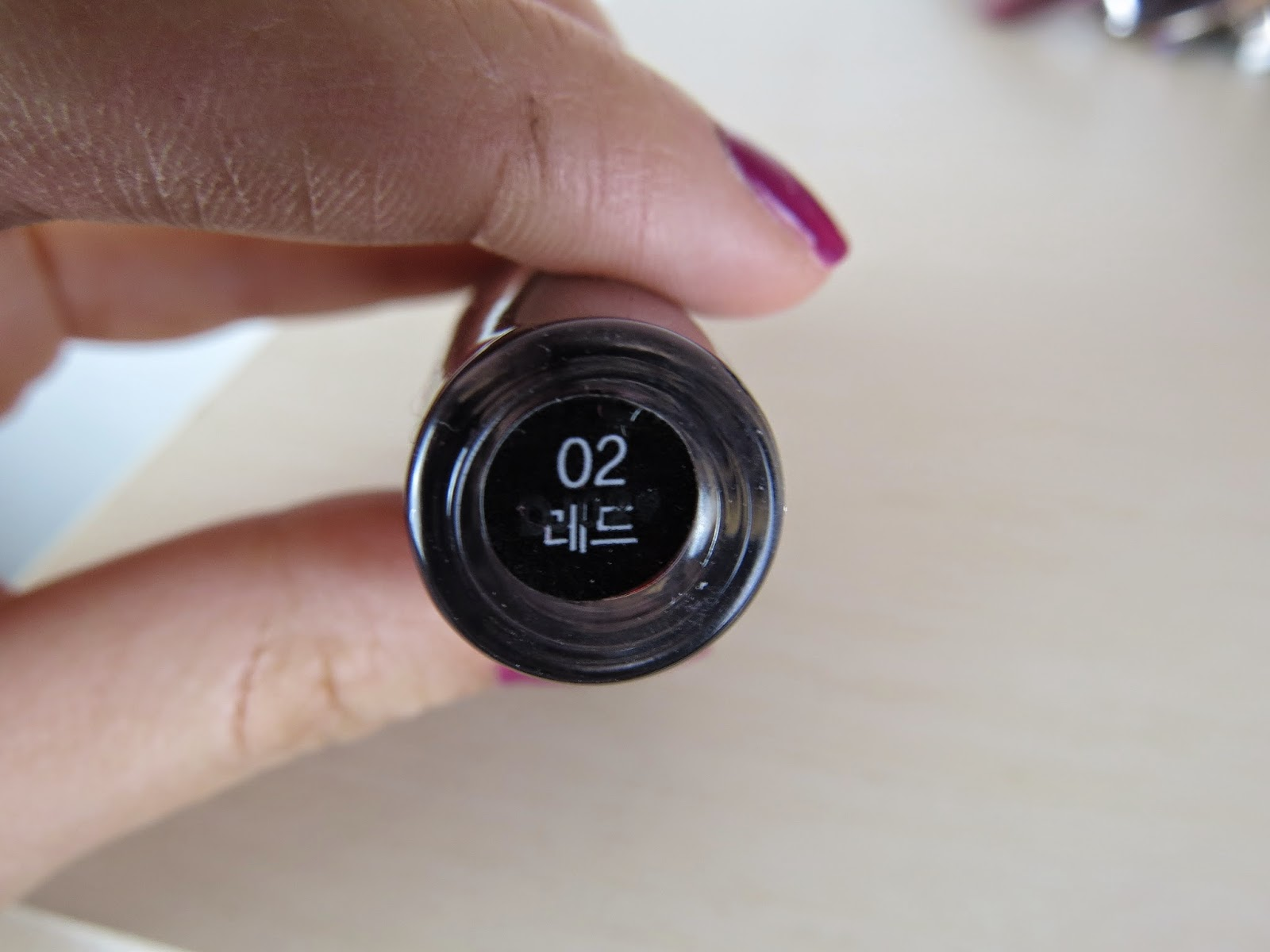 Morgan Alison Stewart Review Tony Moly Tint Delight Lip Like I Mentioned The Shade Number Have Is No 02