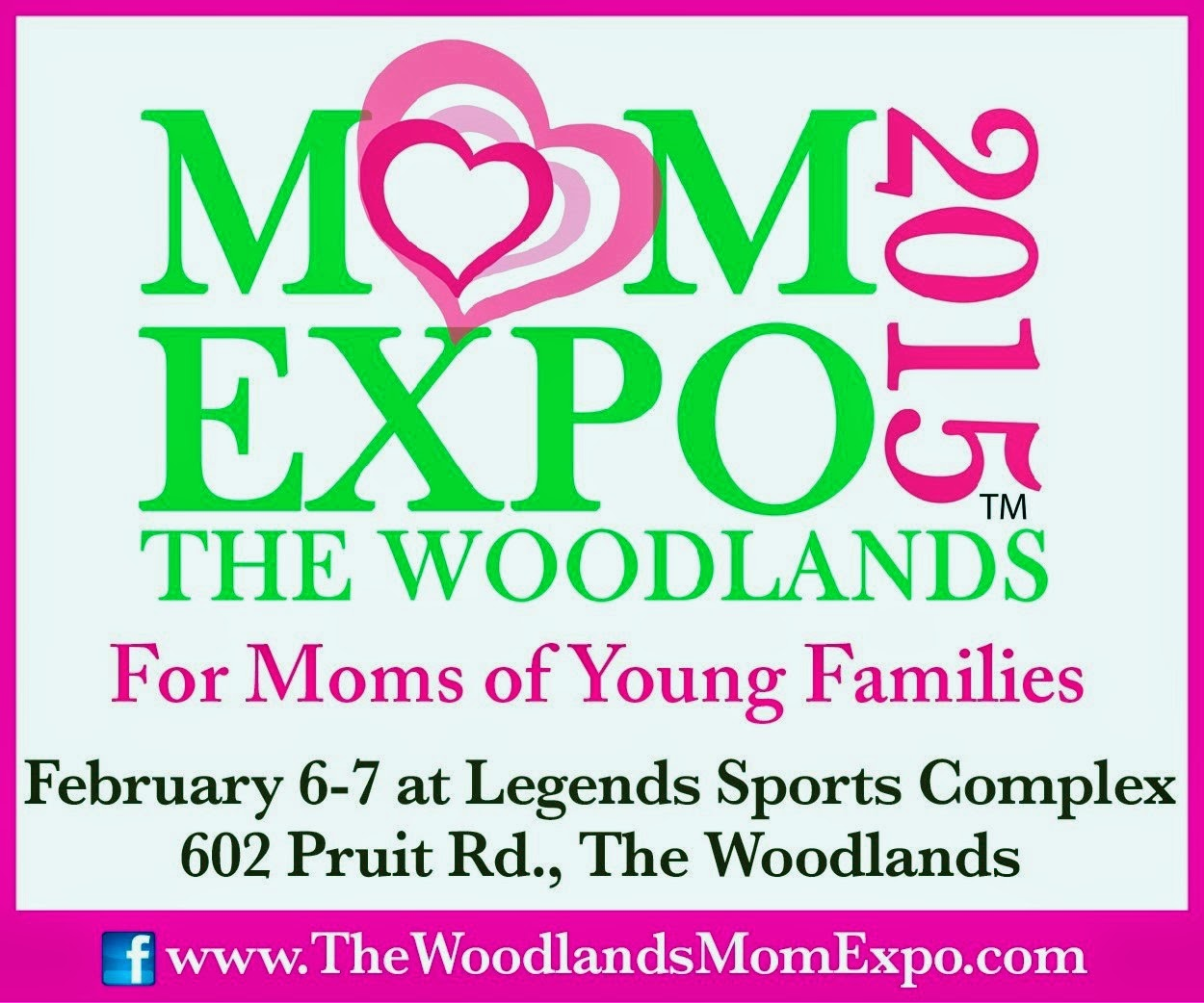 ::The Woodlands Mom Expo::