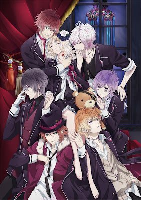 Diabolik Lovers art