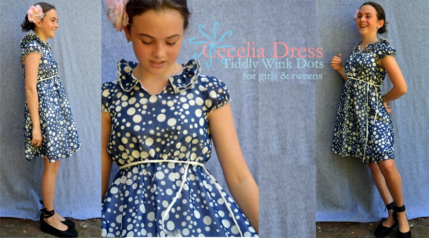 cecelia dress, girls dress for special occasion, tween sized dresses for special occasion, featured in Martha Stewart Wedding