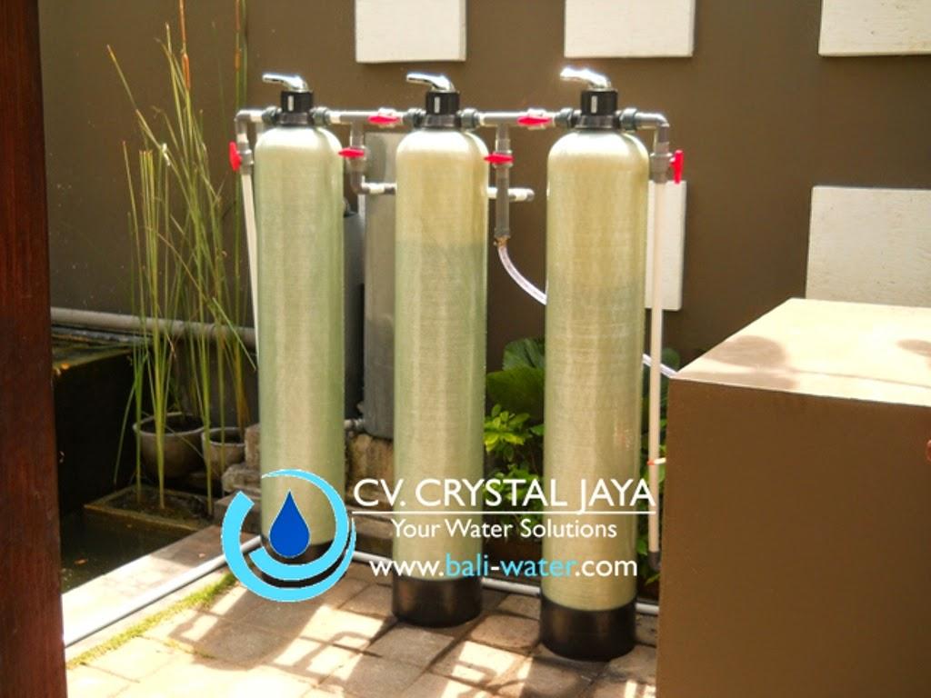 Tabung Water Filter Media Karbon - Manganese - Softener
