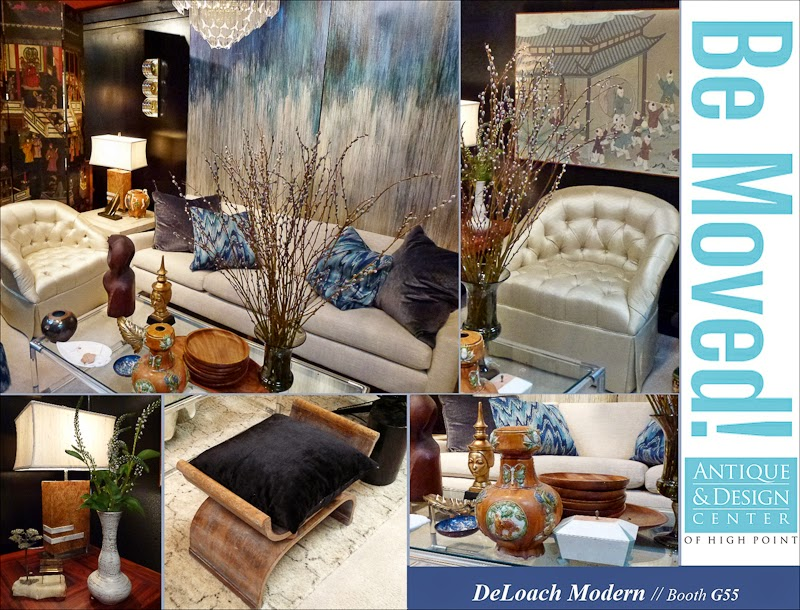 Antique and Design Center of High Point, October 11th - 17th, 2018th ...
