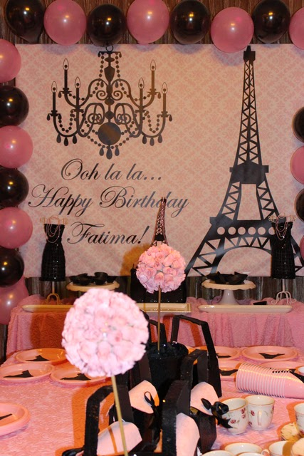 french themed party decorating ideas