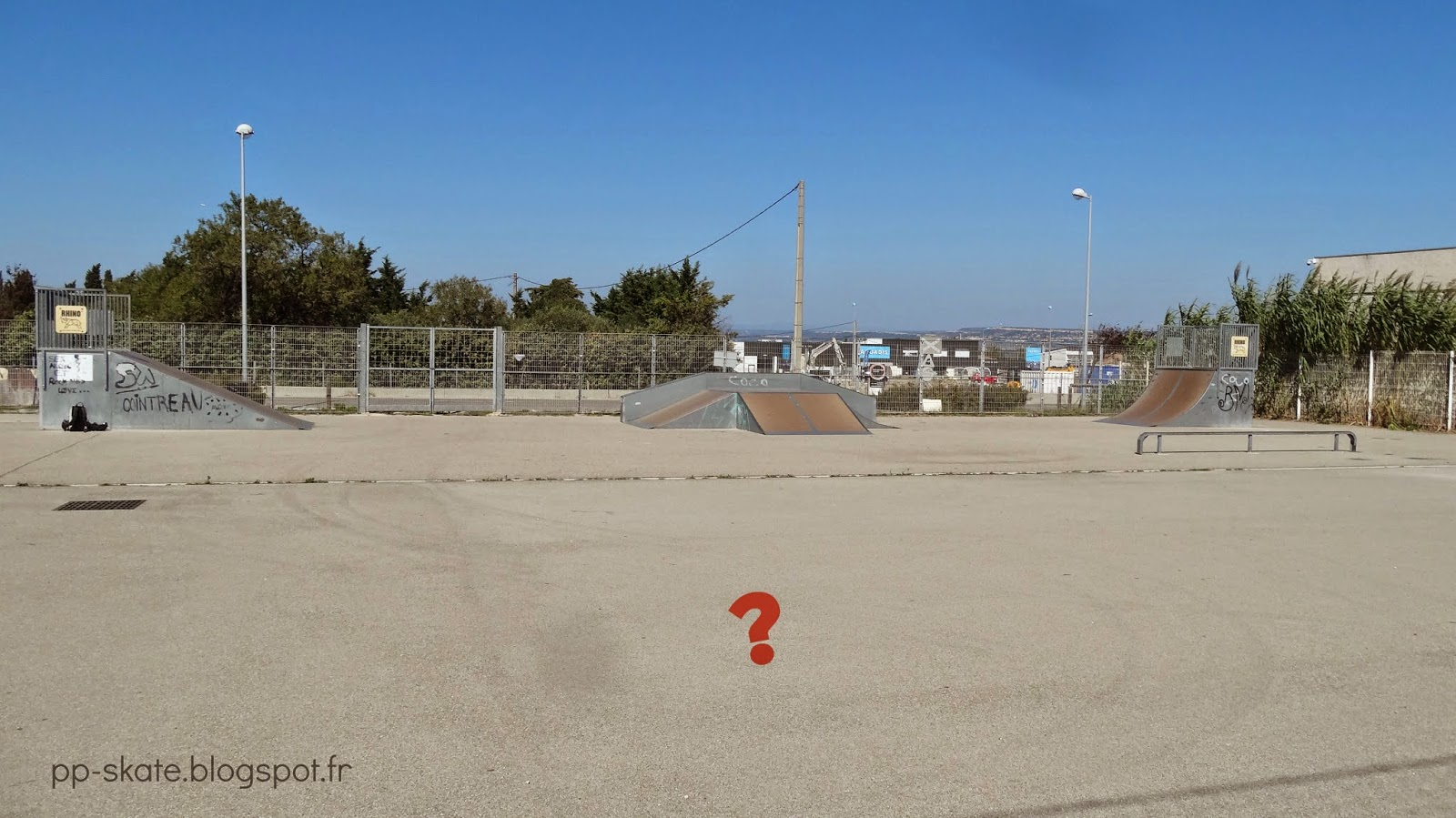 skatepark chateauneuf les martigues