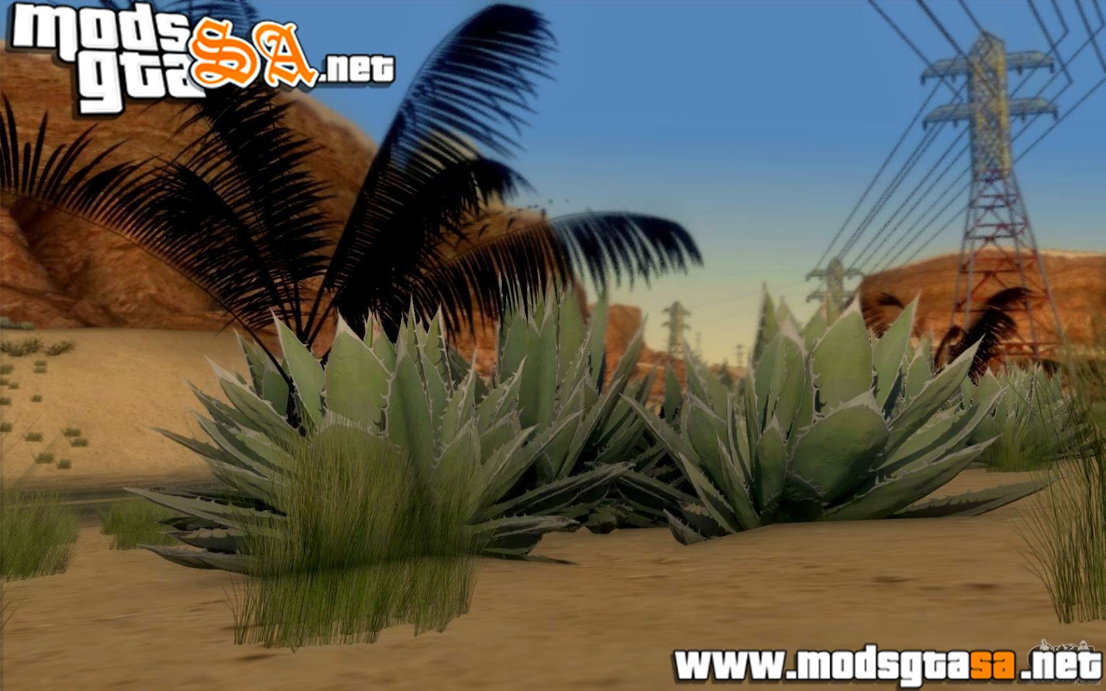 SA - Rosa Project v1.0 (Deserto)