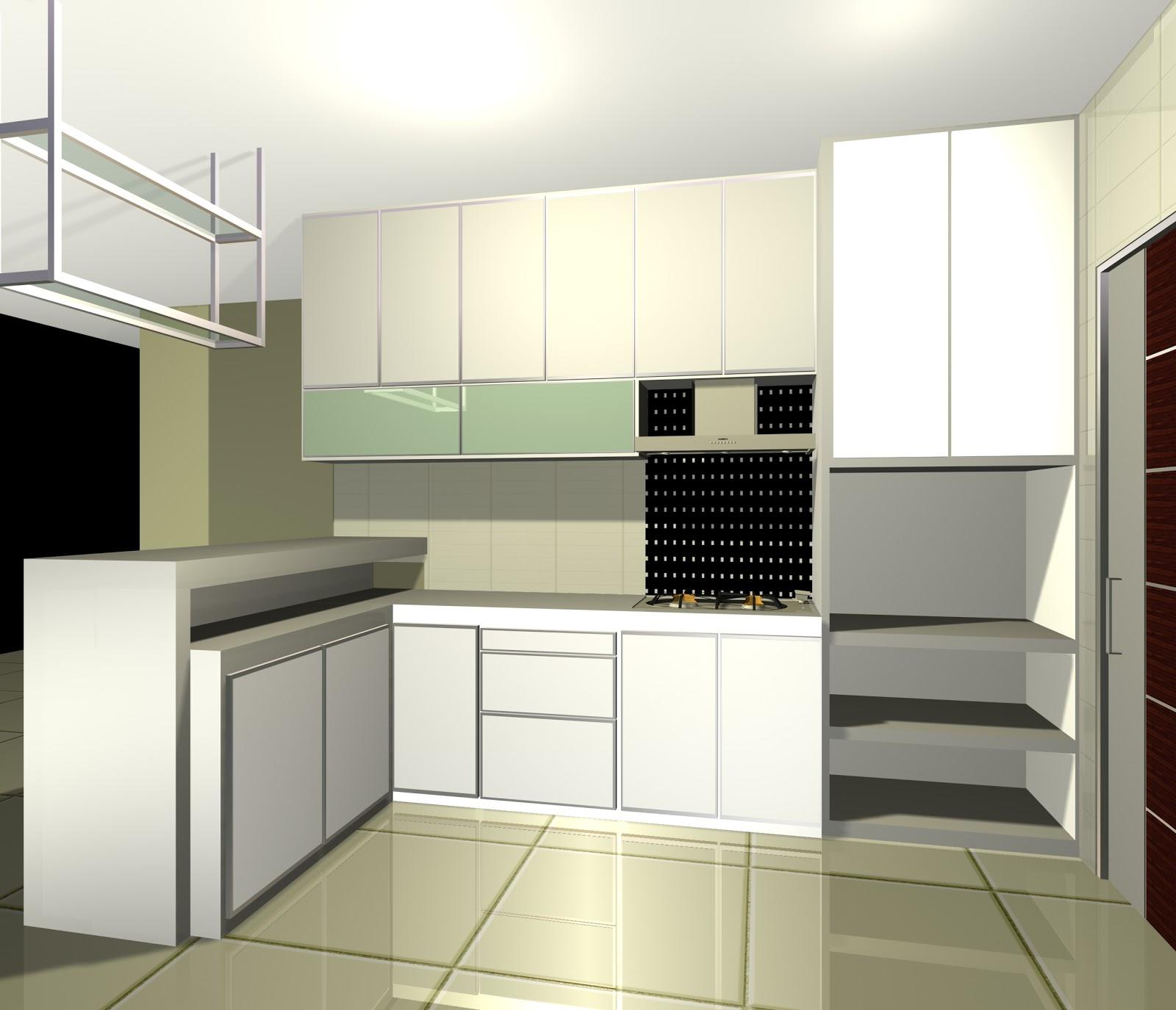 BoeyEE: Kitchen Cabinet