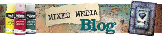 DecoArt Mixed Media Art Blog