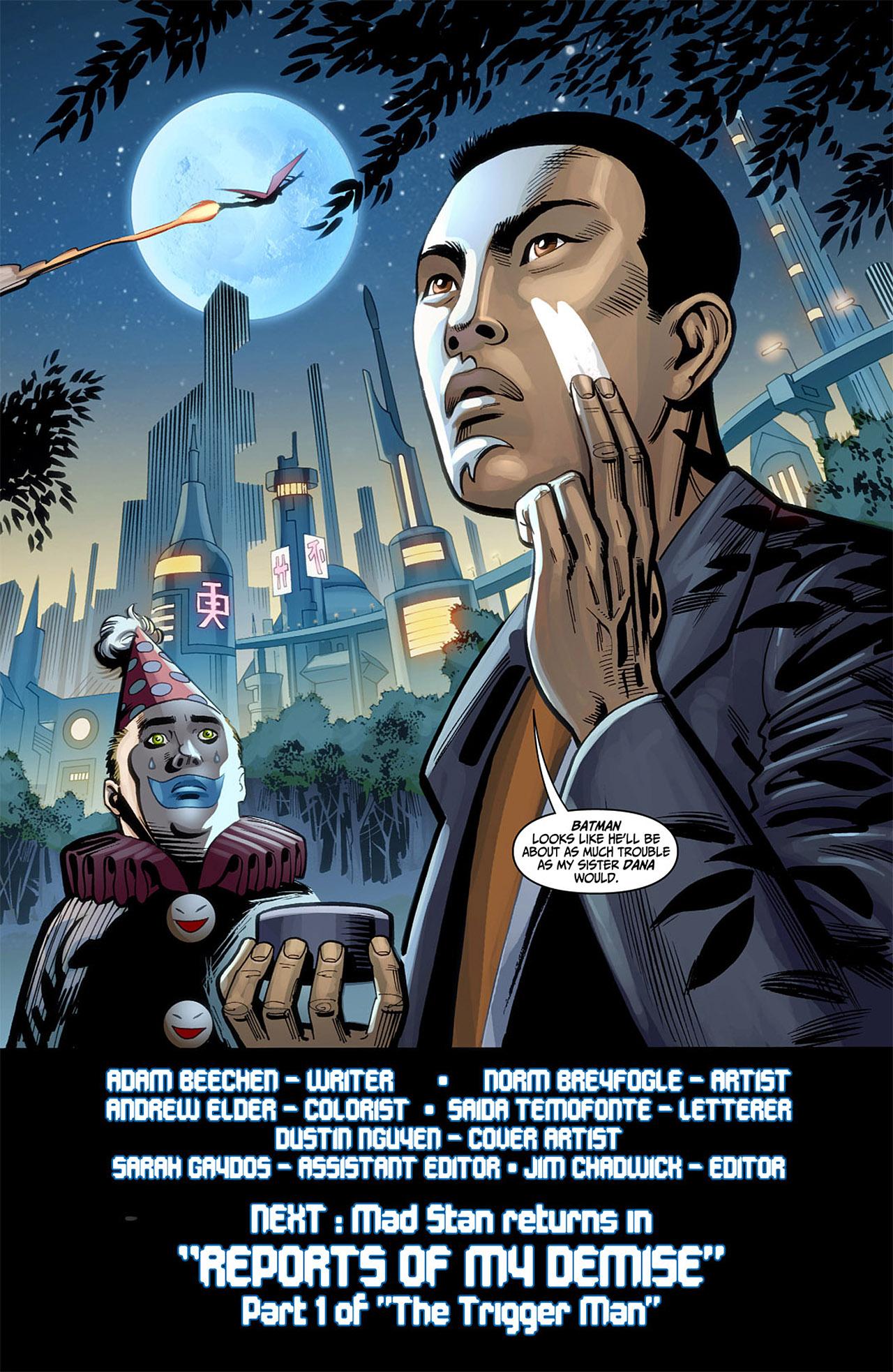 Batman Beyond (2012) Issue #2 #2 - English 12