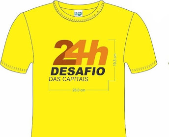 DESAFIO VIRTUAL 24H DAS CAPITAIS