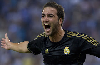 HIGUAIN-REAL MADRID