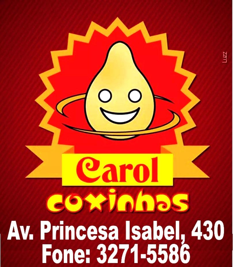 Carol Coxinhas em Venceslau