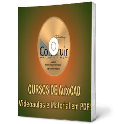 Curso Aprenda AutoCad em um Dia 2013 CURSO