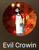 Evil Crowin