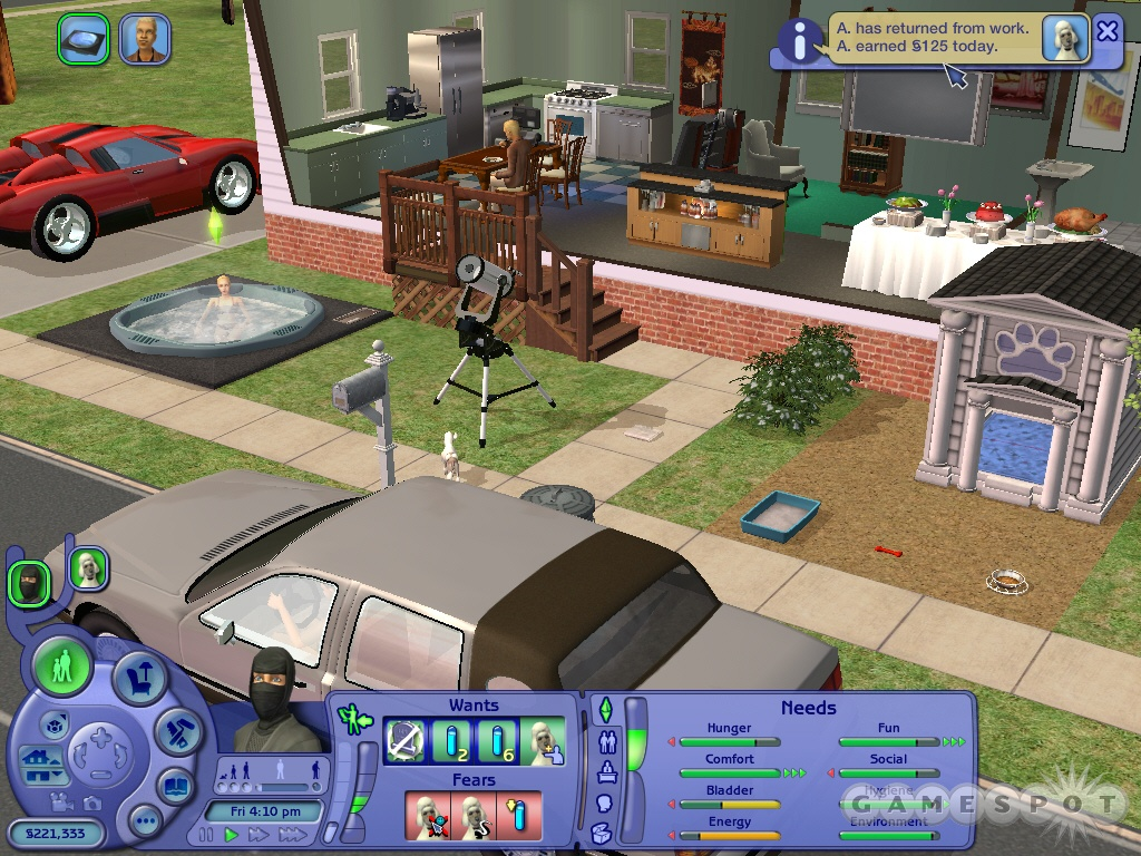 sims 2 free play online game