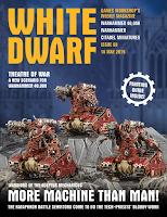 White Dwarf Weekly número 68 de mayo