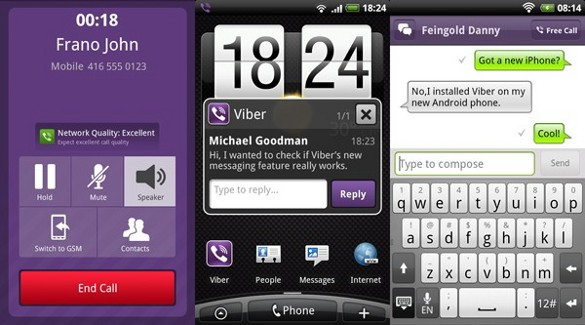 viber BON PLAN : TELEPHONER GRATOS