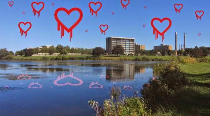 Bahaya HeartBleed Bug Bagi Pengguna Internet