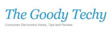The Goody Techy Pinoy Blog