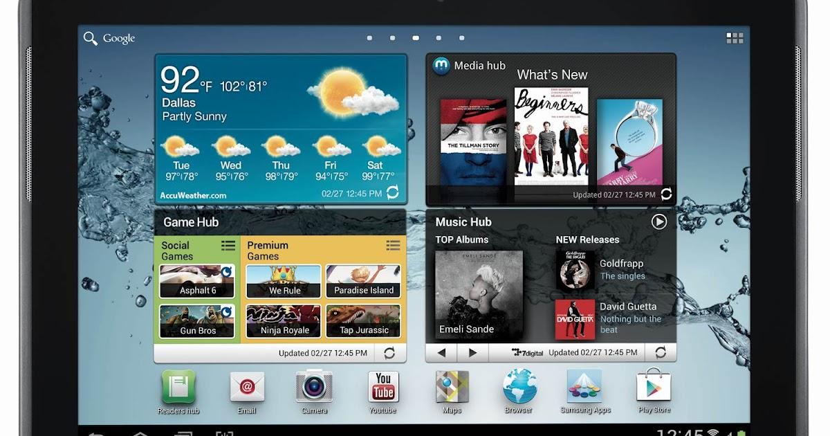 Daftar Harga Tablet Samsung Galaxy Tab Terbaru 2013