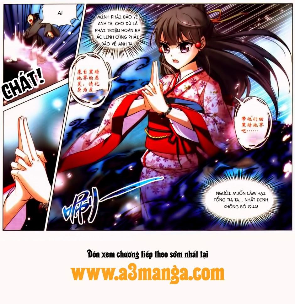 a3manga.com tam trao tien the chi lu chap 45