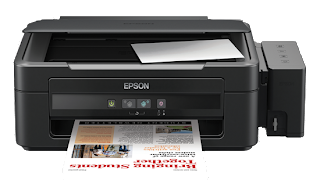Cara Service Infus Printer