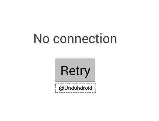 "Cara Mudah Mengatasi Play Store ""No Connection"""