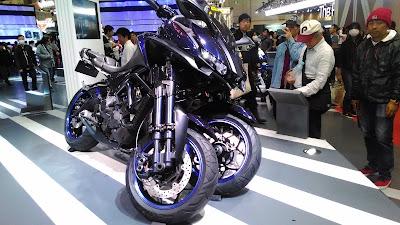 Yamaha MWT-9 TMS2015
