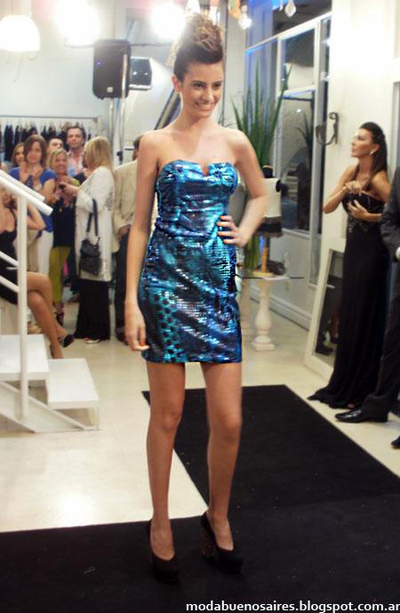 Vestidos de fiesta 2013 Maureene Dinar