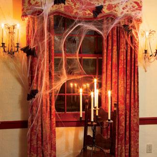 Entre embrujos misterio y mundo paranormal for Decoracion halloween para casa