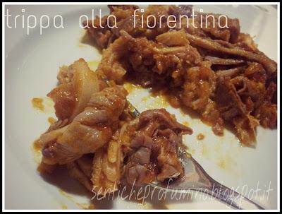 Trippa alla fiorentina (ricetta tradizionale)