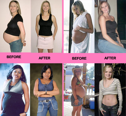Healthy Pregnancy Without Pounds