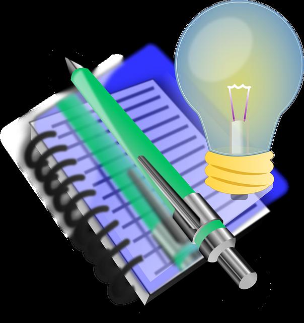 アイディア、発明の画像