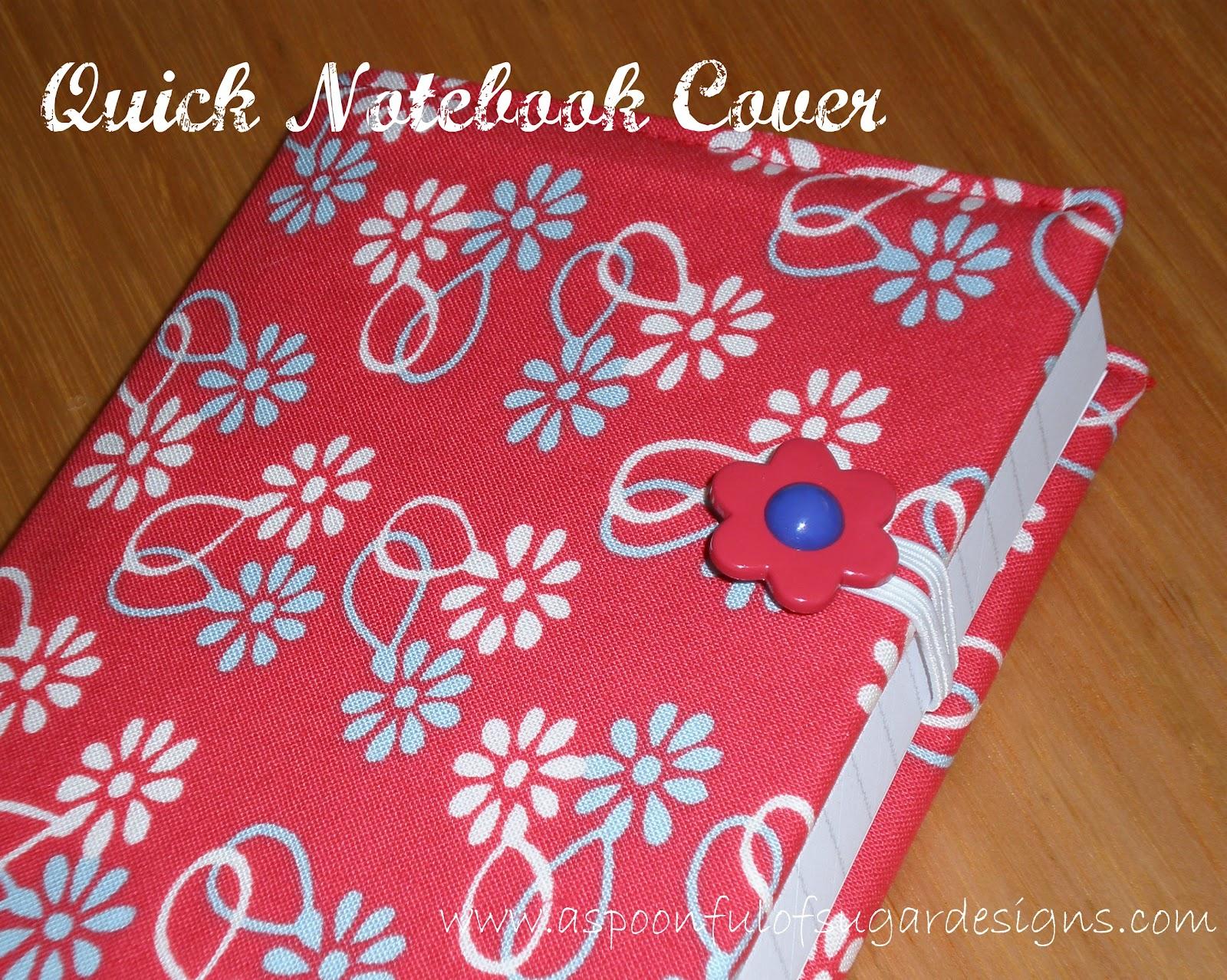 Обложка для дневника из ткани своими руками
