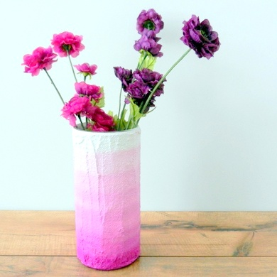 quirkitdesign_ombre_home decor_quirky_DIY_Color_idea_upcylce