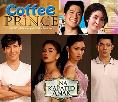 Kantar Media (November 23) TV Ratings: Ina Kapatid Anak Beats Coffee Prince Finale
