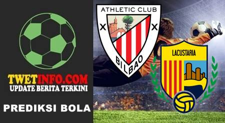 Prediksi Athletic Club II vs Llagostera