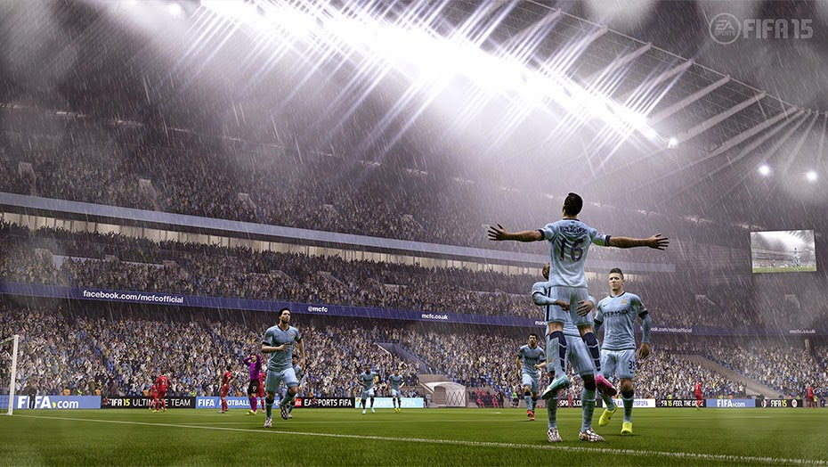FIFA 15 screenshots