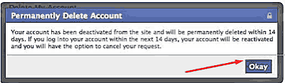 How to Delete Facebook Account quickly