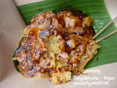 Kuliner Bogor - Cungkring Suryakencana