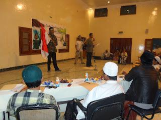 Semangat Patriotisme Pahlawan Indonesia Berkibar di Yaman