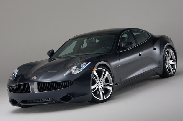 Fisker Karma Lands BBC Top Gear Luxury Car of the Year